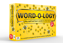 Wordology : Board Game