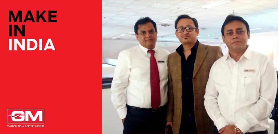 GM Modular _ Designer _Paul Sandip Make in India