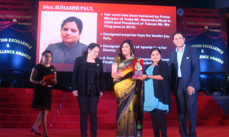 Suhasini-paul---innovation-award-2015