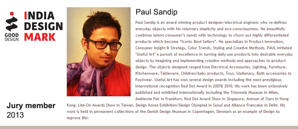 i mark jury PAUL SANDIP