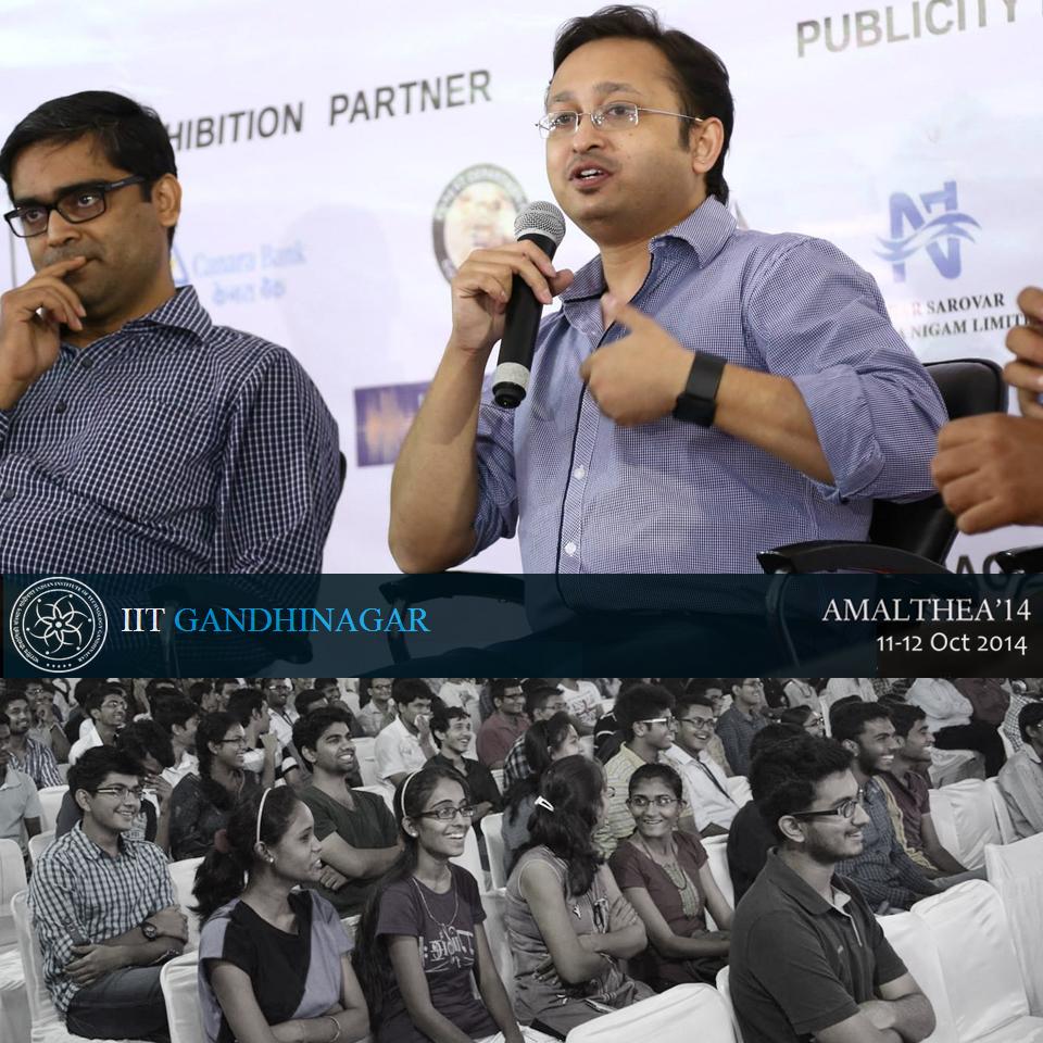 paul sandip speaker IIT Gandhinagar