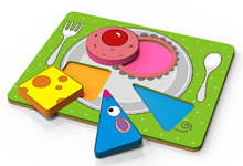 Color & Shape Sorter