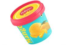 Ice Cream Brand Identity + Packaging Design | Delicious Ice Cream