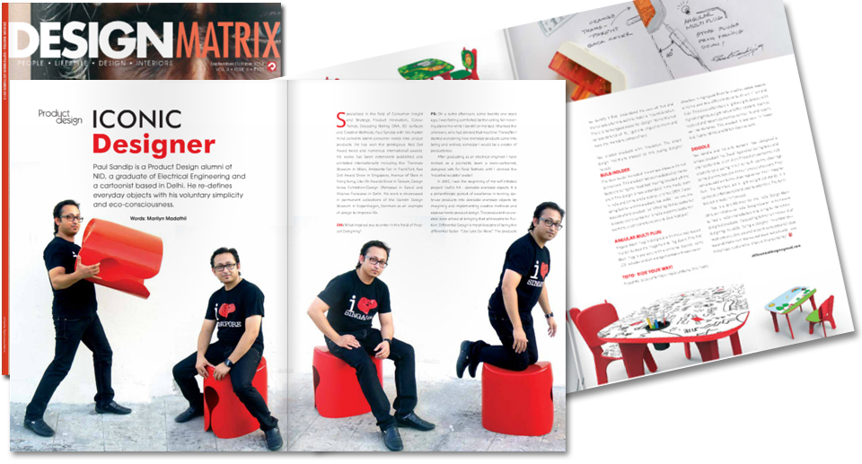 Design Matrix_Sept'13 issue