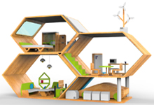 ECO HIVE – Doll house