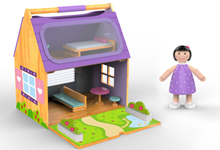 FOLD 'N' GO ~ DOLL HOUSE
