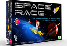 Space Race : Board Game