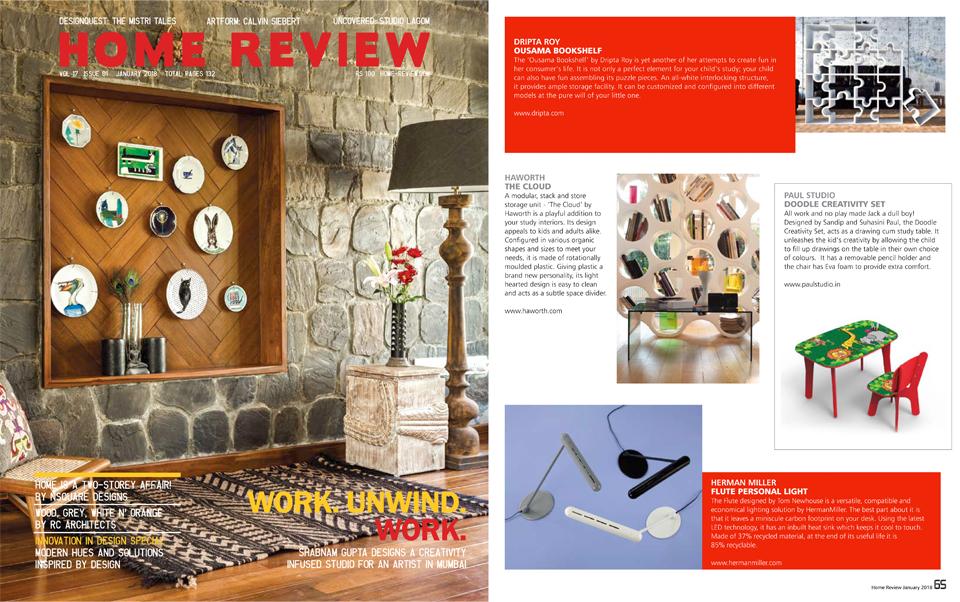 Paul Studio Home Review Jan 18