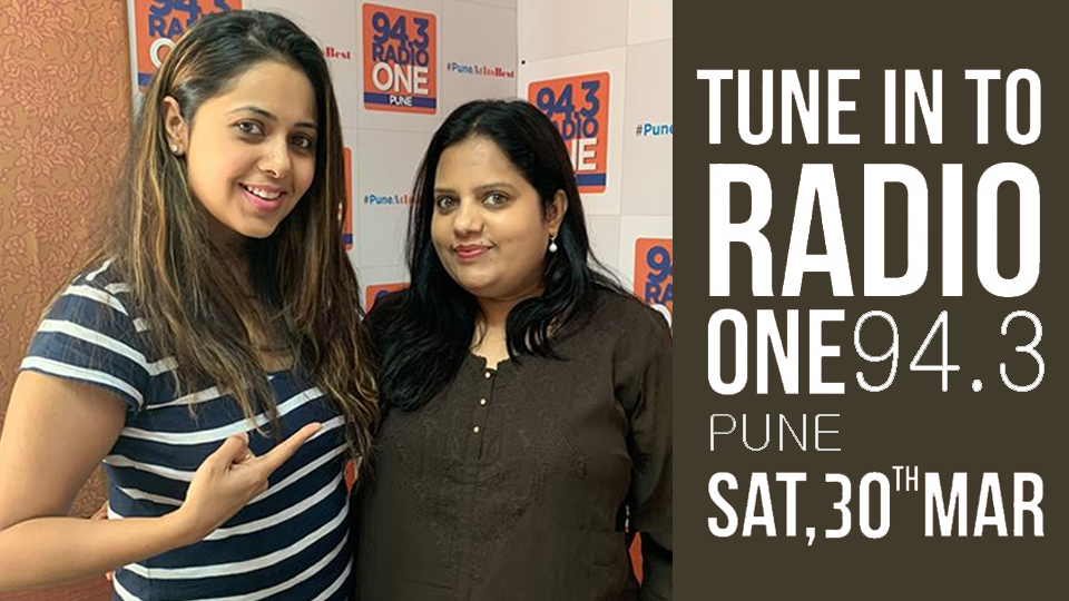 MJ Tia in conversation with Suhasini Paul about her journey from being a toy designer for Disney, KinnderJoy and many more international brands to a TEDx speaker at HP, Bangalore. Aired between 9-10 pm on 30th March 2019 at 94.3 Radio One, Pune.