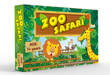Zoo Safari : Board Game