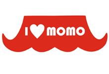 Food Brand Identity | i love momo | Restuarant