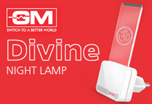 Divine | Spiritual Night Lamp
