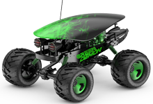 RC Toy Car | Green Demon