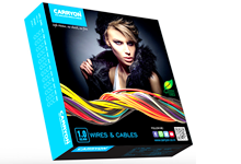 Carryon Electricals | Wires & Cables Box | Graphic Design