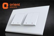 Orient | Stella Modular Switch Plates